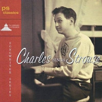 Charles Strouse Charles Sings Strouse CD